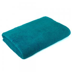 Sheridan Trenton Teal Bath Sheet