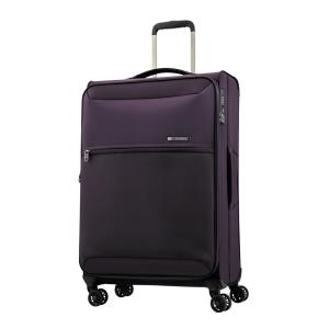 Samsonite 72 Hours DLX Purple Expandable Spinner 71cm