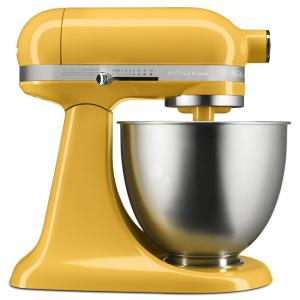 KitchenAid Artisan Mini Orange Sorbet Stand Mixer