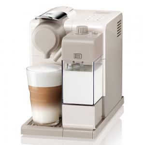 DeLonghi Nespresso Lattissima Touch Coffee Machine White