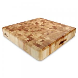Catskill The Slab Square End Grain Chopping Board