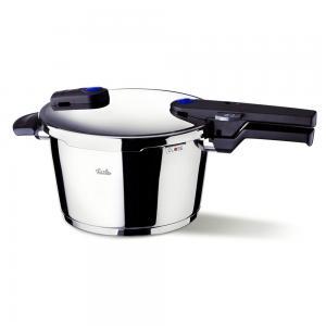 Fissler Vitaquick Black Pressure Cooker 6L