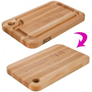 Boos Hard Maple Reversible Cutting Board 40.5x25.5cm