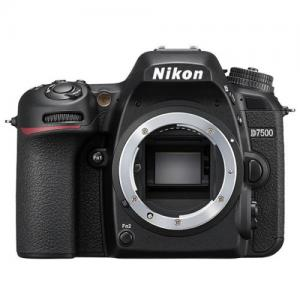 New Nikon D7500 -Body Only