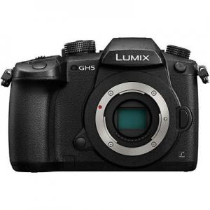 New Panasonic Lumix GH5 Body Only