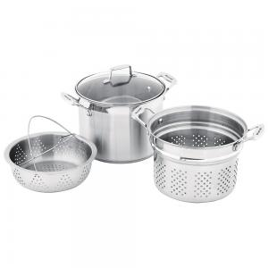 Scanpan Impact Multipot Set with Lid 24cm