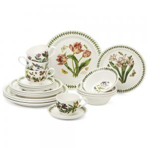 Portmeirion Botanic Garden Starter Dinner Set 20 piece