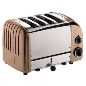 Dualit NewGen Copper 4 Slice Toaster