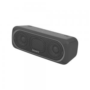 SRSXB30B Portable Wireless Speaker with Bluetooth (Black)