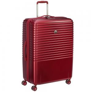 Delsey Caumartin Plus Spinner Case Burgundy 76cm