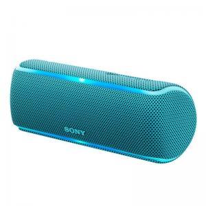 SRSXB21L EXTRA BASS Portable Wireless Party Speaker (Blue)