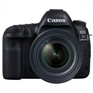 New Canon EOS 5D Mark IV + EF 24-105mm L IS USM II Zoom Kit