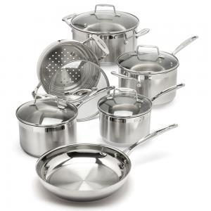 Scanpan - Impact Cookware Set 6pce
