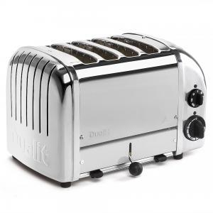 Dualit NewGen Four Slice Toaster DU04 Polished