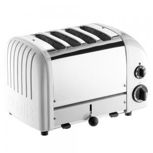 Dualit NewGen Four Slice Toaster DU04 White