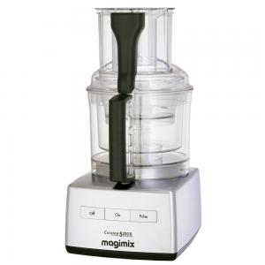 Magimix Food Processor 5200XL Chrome